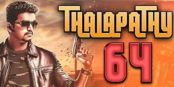 Vijay Thalapathy 64 director Lokesh Kanagaraj