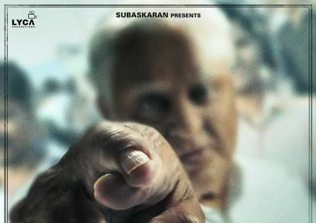 Indian 2 official poster