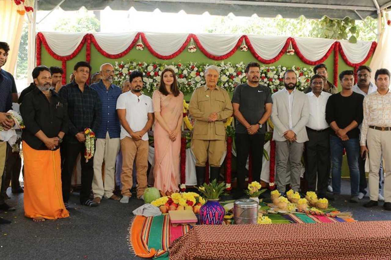 Indian 2 cast and crew