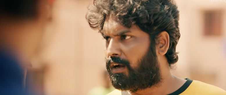 Kathirs Jada Movie Teaser Released