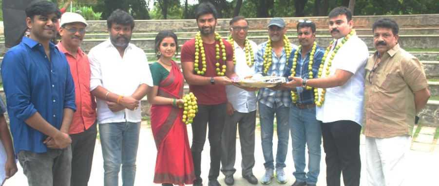 Atharvaa Anupama Parameshwaran
