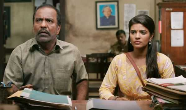Aishwarya Rajesh and Charle in Mei