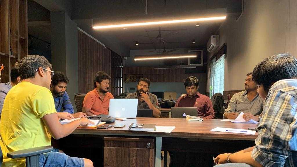 D40 Dhanush director Karthik Subbaraj Aishwarya Lekshmi
