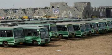 Diwali Special buses