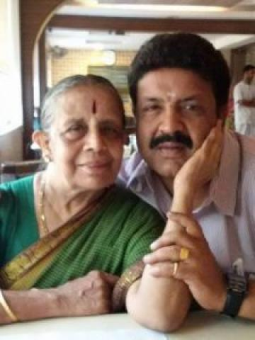 Ajith manager PRO Suresh Chandra mother Sathyavathy Sudarshan