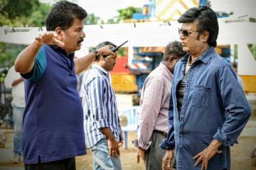 Director Shankar 2.0 Rajinikanth Akshay Kumar Amy Jackson