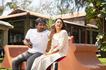Vaibhav Sixer movie Palak Lalwani