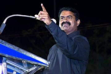 Naam Tamilar Katchi Seeman Thalapathy Vijay political entry