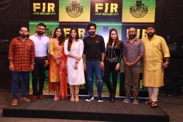 FIR Tamil movie Vishnu Vishal Manjima Mohan Raiza Wilson