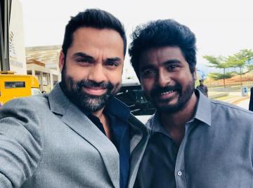 Sivakarthikeyan Hero movie villain Abhay Deol