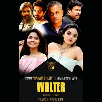 Sanam Shetty <a href='/wikipages/walter/' target='_blank'>Walter</a> movie Sibiraj director Gautham Menon