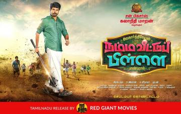 Sivakarthikeyan Namma Veettu Pillai TN rights Udhayanidhi Red Giant Movies