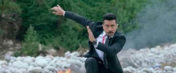 Suriya Kaappaan Bandobast trailer