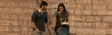 Atharvaa - Mirnalini: New Romantic Video From Valmiki Is Out!