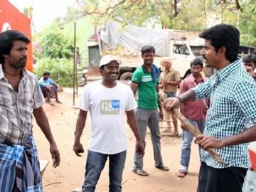 Sasikumar Ponram project titled MGR Magan