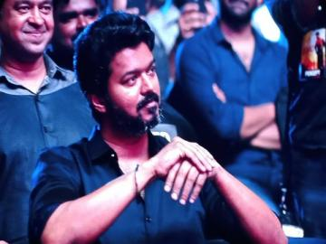 Thalapathy Vijay at Bigil Audio Launch