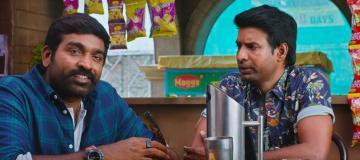 Vijay Sethupathi Soori comedy Sanga Thamizhan