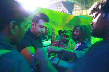 Arun Vijay new film AV 30