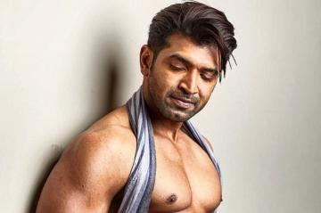 Arun Vijay Boxer