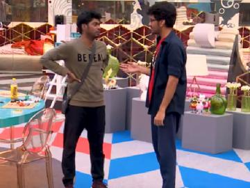 Kavin and Sandy argument Bigg Boss Season 3 Tamil Promo September 26