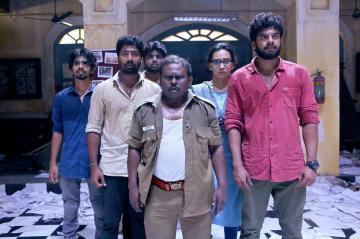 Kaithi trailer Karthi new movie