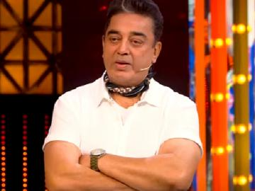 Bigg Boss Sunday promo 4 Kamal makes fun of Sandy cooking