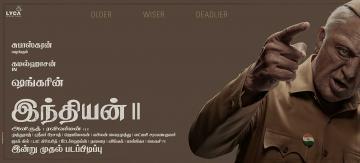 Kamal Haasan Indian 2