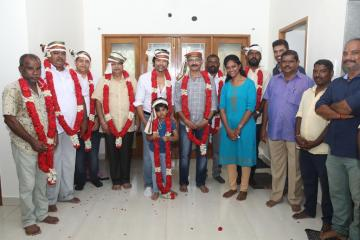 SJ Suryah Priya Bhavani Shankar movie director Radha Mohan Yuvan Shankar Raja