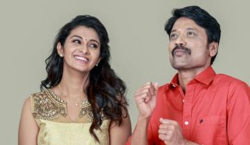 SJ Suryah Priya Bhavani Shankar new film Monster Tamil movie