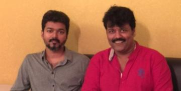 Actor Sriman Joins The Thalapathy Sixty Four Crew