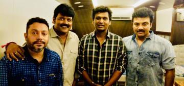 Vijay's real life friends reunite in Thalapathy 64 - semma announcement!