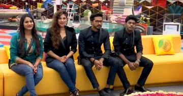 Bigg Boss 3 finals