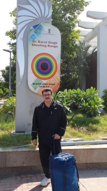 Ajith National Level Rifle Competition Thala 60