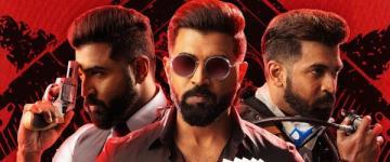 Arun Vijay Mafia Tamil movie