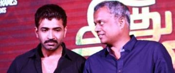 Arun Vijay Gautham Menon film