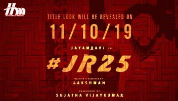 OFFICIAL: First big plan for Jayam Ravi's new movie revealed