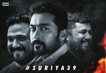 Suriya 39 director Siva Suriya