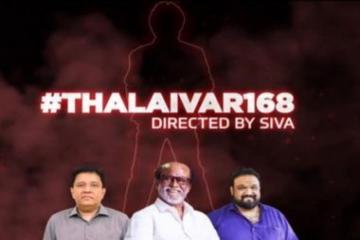D Imman On Board Rajinikanth Siva Thalaivar 168