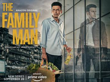 Samantha The Family Man web series Manoj Bajpai