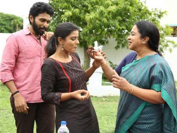 Director Mani Ratnam Vaanam Kottatum movie Vikram Prabhu Aishwarya Rajesh