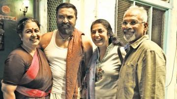 Director Mani Ratnam Vaanam Kottatum movie
