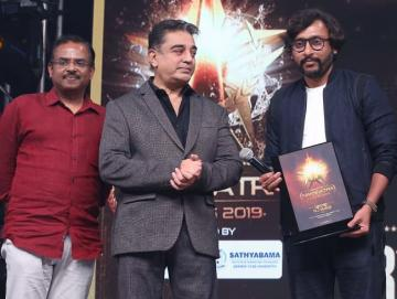 RJ Balaji turns down Kamal Haasan Indian 2