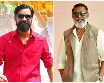 Dhanush director Mari Selvaraj film Malayalam actor Lal