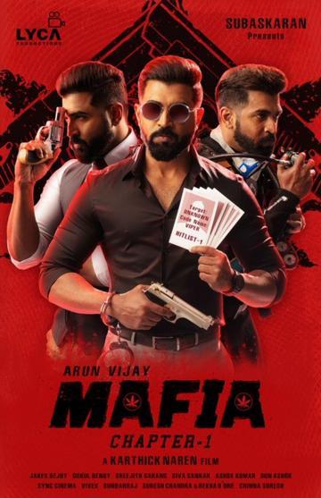 Director Karthick Naren Mafia Tamil movie Arun Vijay