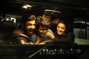 Director Karthick Naren Mafia Tamil movie Arun Vijay Prasanna Priya Bhavani Shankar