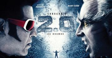 Superstar Rajinikanth 2.0 movie Akshay Kumar