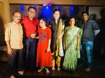 Singer Vaikom Vijayalakshmi song Jiiva new movie Seeru songs D Imman