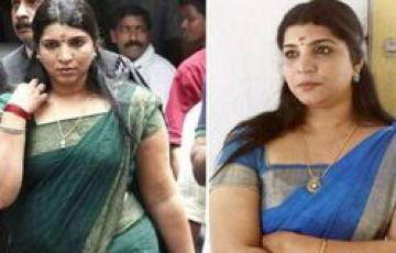 Actress Saritha