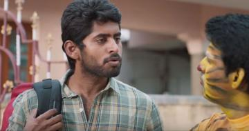 Bigil Kathir Sarbath movie teaser Soori comedy