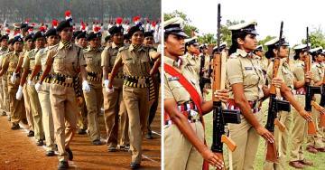 Tamil Nadu top police force